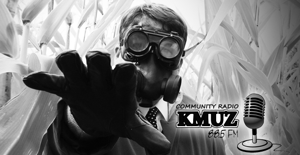 Radioactive Report on KMUZ, 88.5 FM